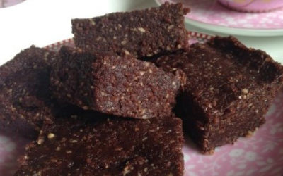 Energiegeladene Brownies