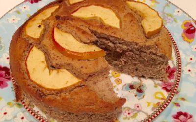 Apfelkuchen zuckerfrei