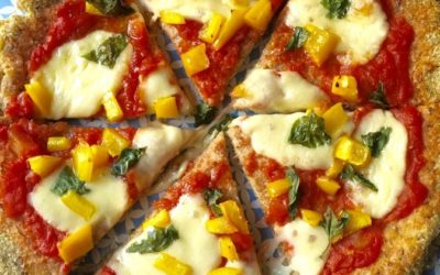 Quinoa-Pizza