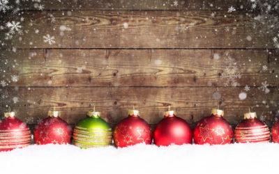 Zuckerfreie Weihnachten