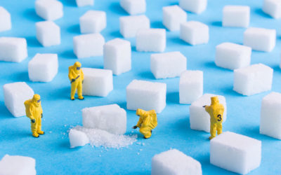 Zucker ist nicht harmlos